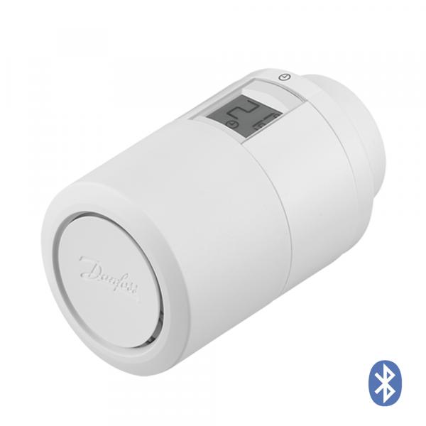 Thermostat de radiateur Danfoss Eco Bluetooth